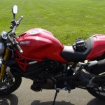 Nouvelle Ducati Monster