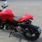 moto Ducati chez City Bike