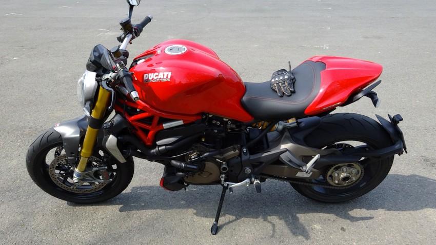 Ducati à Laval : Monster 1200 S pas cher