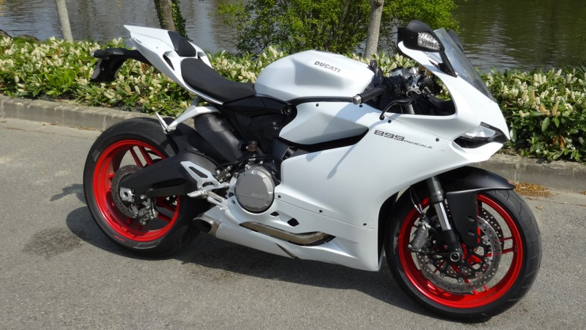 essai moto ducati Panigale 899