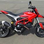 moto ducati : city bike laval et l'hypermotard