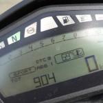 Tableau de bord moto Ducati 821