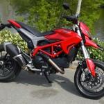 moto joueuse Ducati