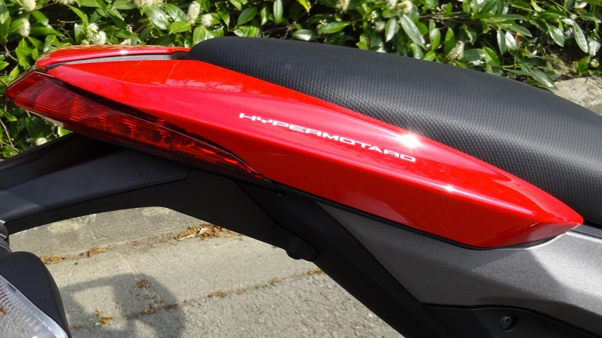 Hypermotard Laval Ducati