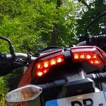 feu arrière hypermotard 821 Ducati