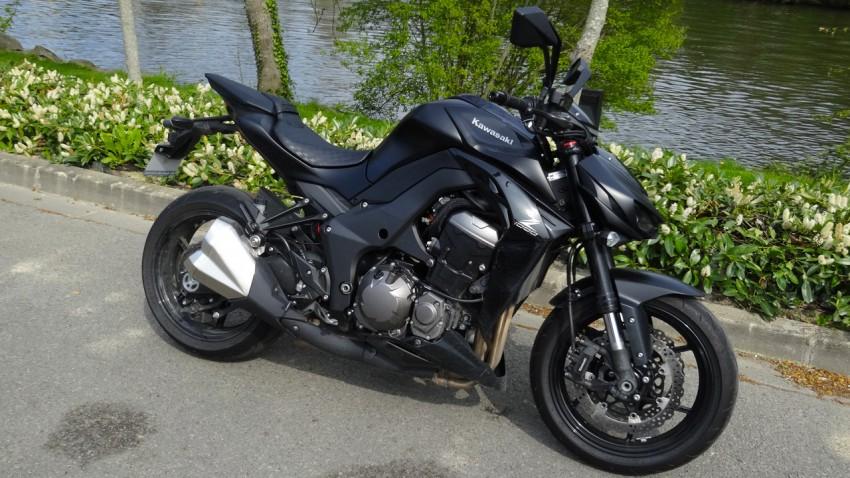 Z1000 2014 : essai moto