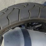 pneu spécifique au Vstrom