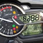 tableau de bord du DL 1000 Suzuki