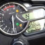 vie à bord du DL 1000 Suzuki : VStrom