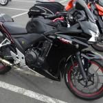 Honda CBR 500 F à Rennes