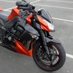 Kawasaki Z1000 à Rennes