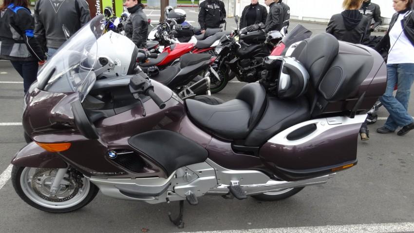 BMW K 1200 LT à Rennes Boxer Passion