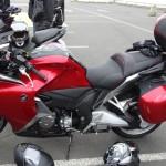 Honda VFR 1200 à Rennes d'occasion à vendre