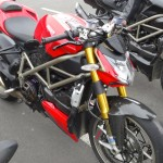 Ducati Streetfighter 1098 S rouge