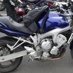 Yamaha FZ6 à Rennes