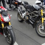 Les deux frangines Ducati Streetfighter 1098 S