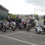 sortie moto en petit groupe