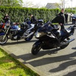 rencontre motarde à Dol de Bretagne