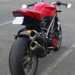 Ducati moto à Rennes