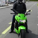 Nolwen Z750 Kawasaki à Rennes