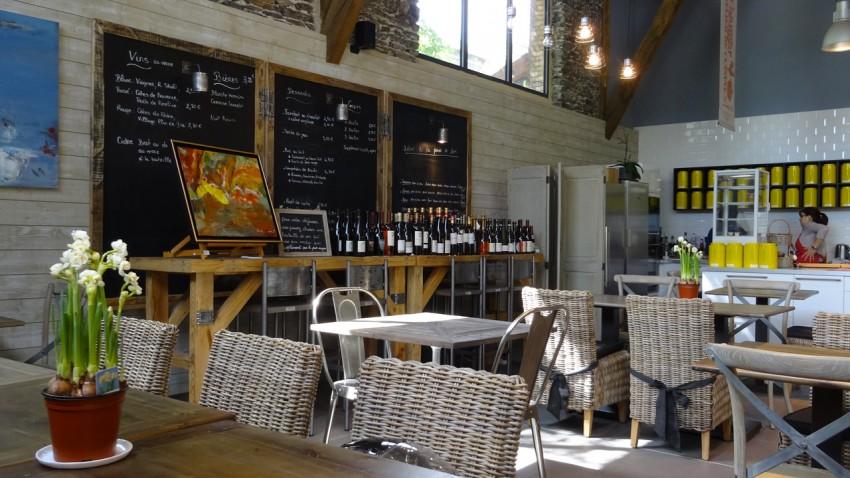 salon de thé et bar à thé à Ploermel : le Hangar