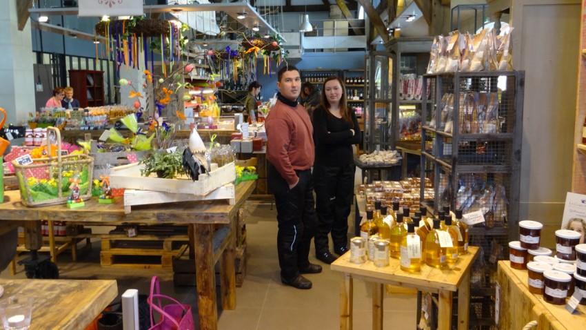 Arnaud & Laura à Ploermel