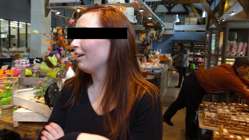 une inconnue à Ploermel