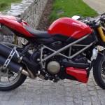 ducati Streetfighter 1098 S rouge de David Jazt