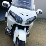 2014 honda Goldwing de Laurent
