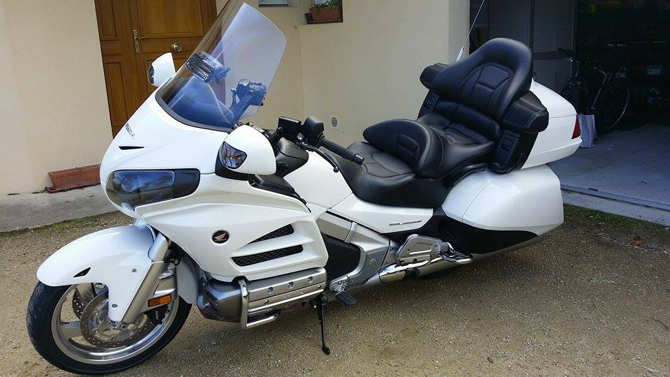 Goldwing Honda Rennes de Laurent