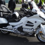 Honda Goldwing de Laurent