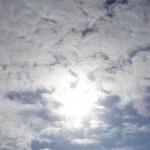 ciel bleu mais température basse pour mai 2014