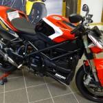 Ducati Streetfighter 848 Corse
