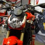 peinture perso 848 Streetfighter Ducati