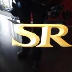 Logo SR 400 Yamaha
