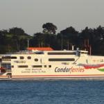 Ferries à Saint-Malo pour Jersey
