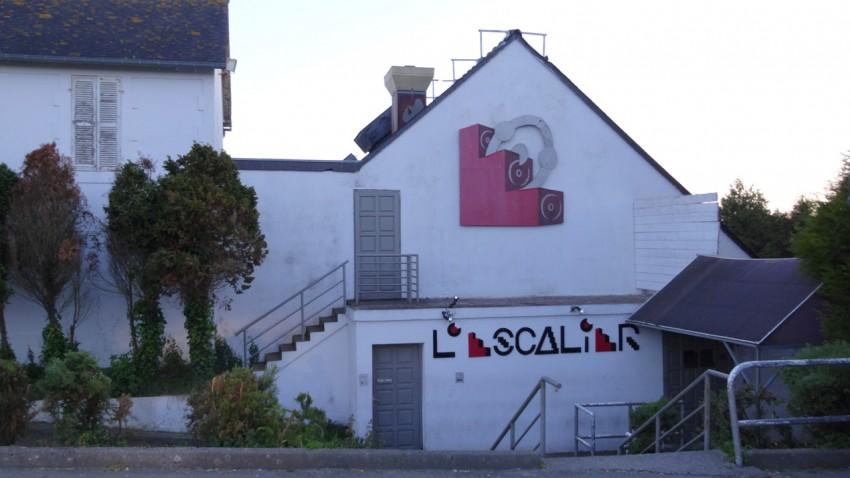 Discothèque l'Escalier de Saint-Malo