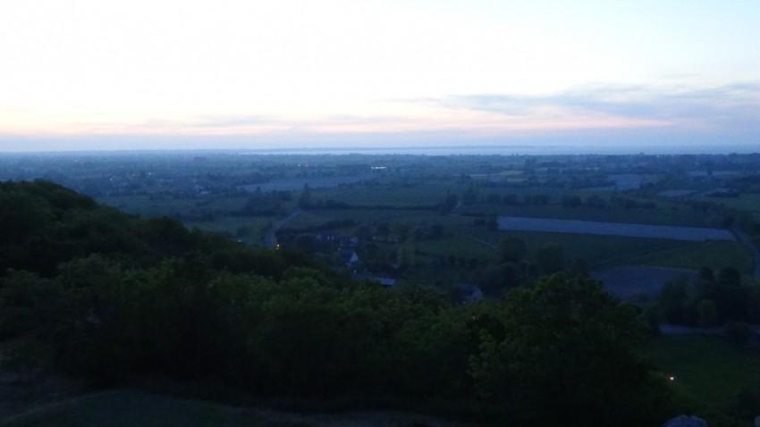 Mont Dol près de Dol de Bretagne