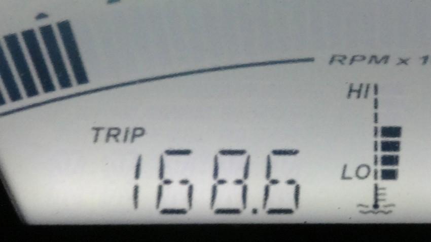 170km de bonheur