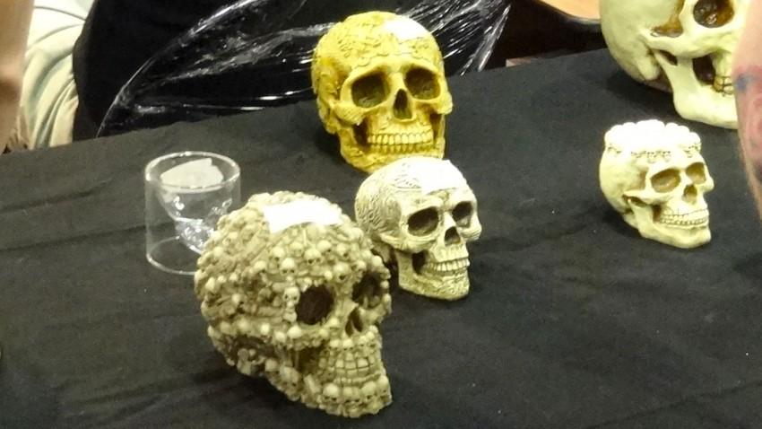 skulls à Rennes : convention de tatouage