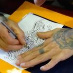 Gwendal Owan : tatoueur (France)