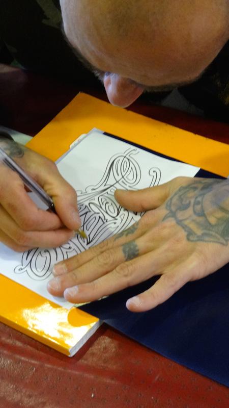 Gwendal Owen : tatoueur (France)