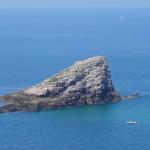 rocher mer au Cap Fréhel