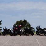 motards Rennais au Cap Fréhel en mai 2014