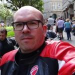 #Selfie David Jazt à Saint-Malo