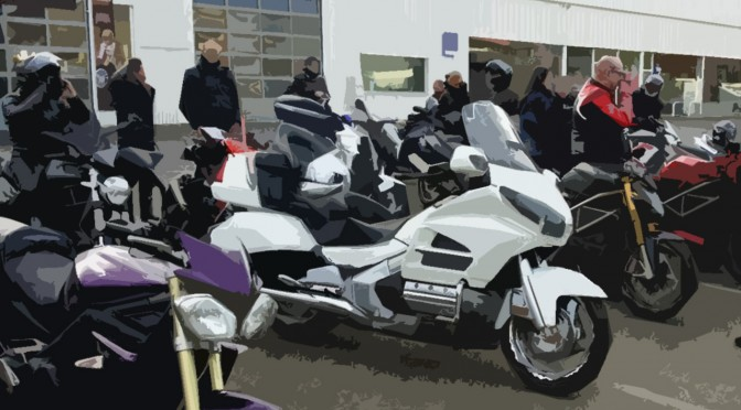 moto honda goldwing