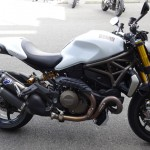 Ducati Monster chez City Bike de Laval