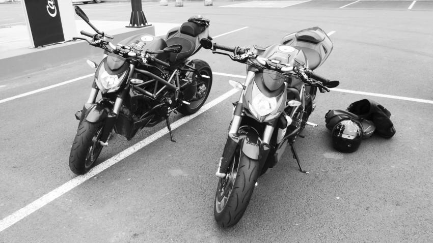 2 ducati streetfighter