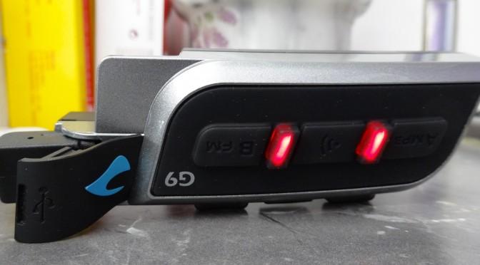 LED du Scala Rider G9