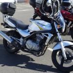 Kawasaki ER5 avec Top Case